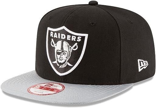 New Era NFL Sideline 9Fifty Oakrai OTC Gorra Línea Oakland ...