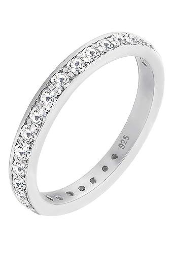 Elli Women's 925 Sterling Silver Star Ring Sp3CG