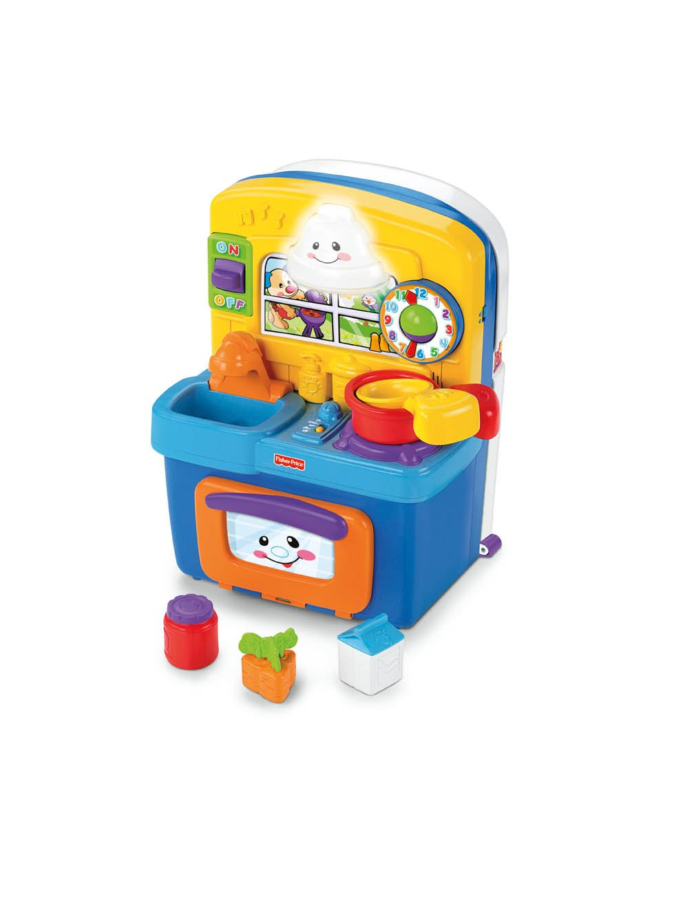 Buy Fisher-Price Laugh and Learn Learning Kitchen Online at Low ...