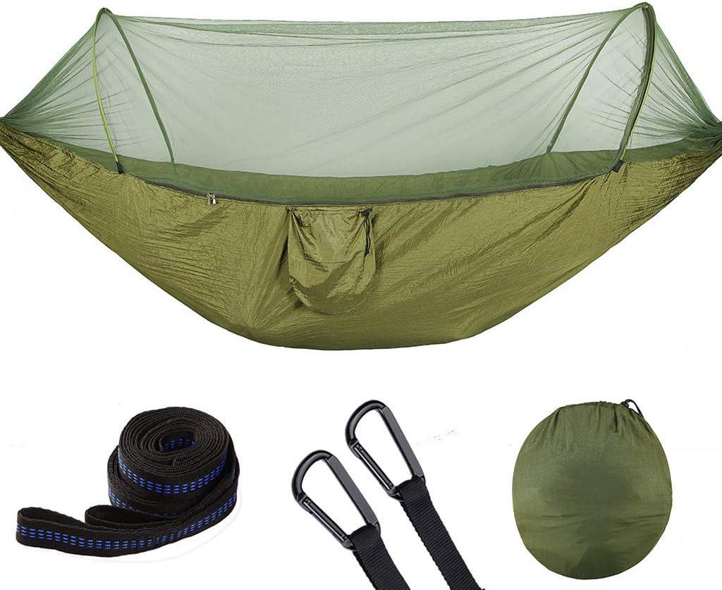 Amlaiworld Hamac Avec Moustiquaire Hamac De Camping Avec