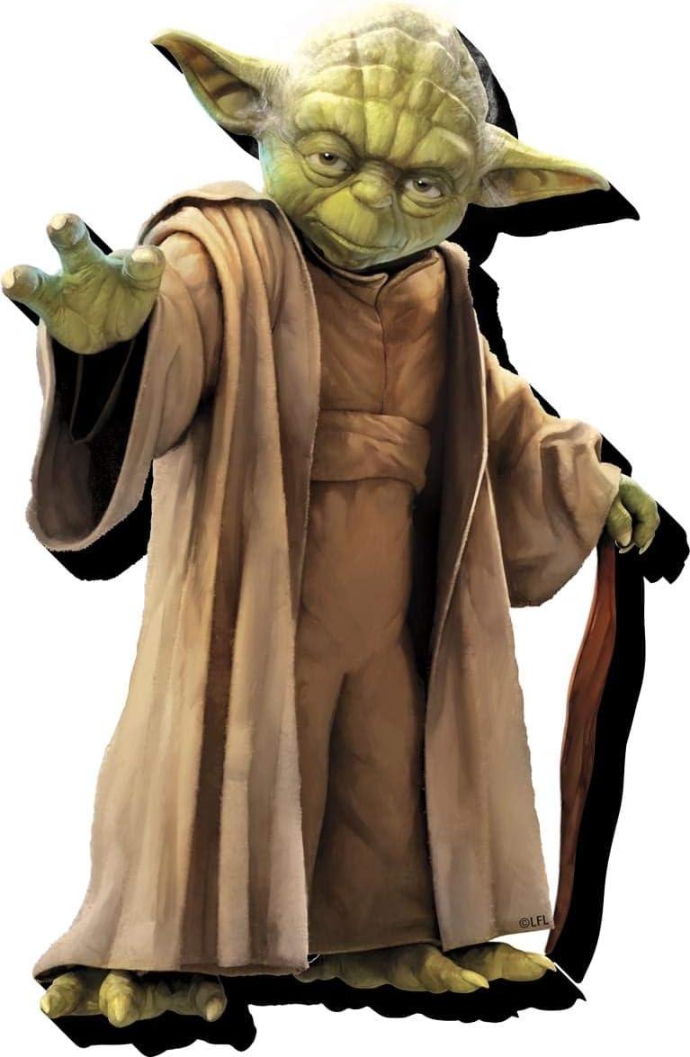 NMR Star Wars Yoda Funky Chunky Magnet