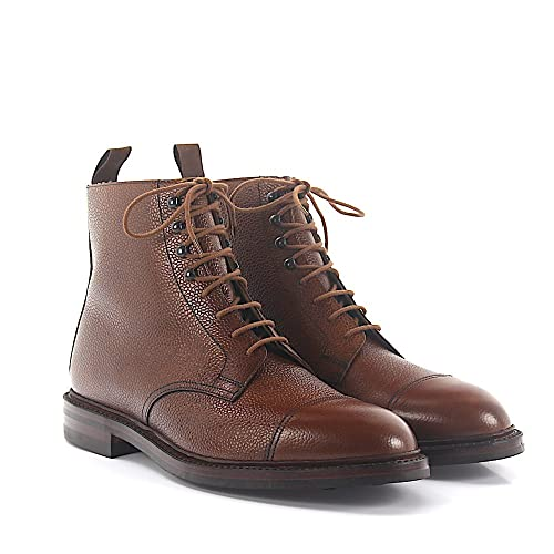 Stiefeletten Leder Coniston Jones Boots Crockettamp; Braun SzUMpV