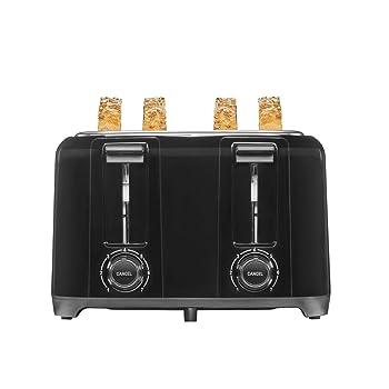 Proctor Silex Auto-shutoff 4-Slice Toaster
