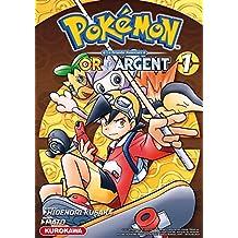Pokémon - Or et Argent - Tome 1: La grande aventure