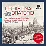 Handel:Occasional Oratorio
