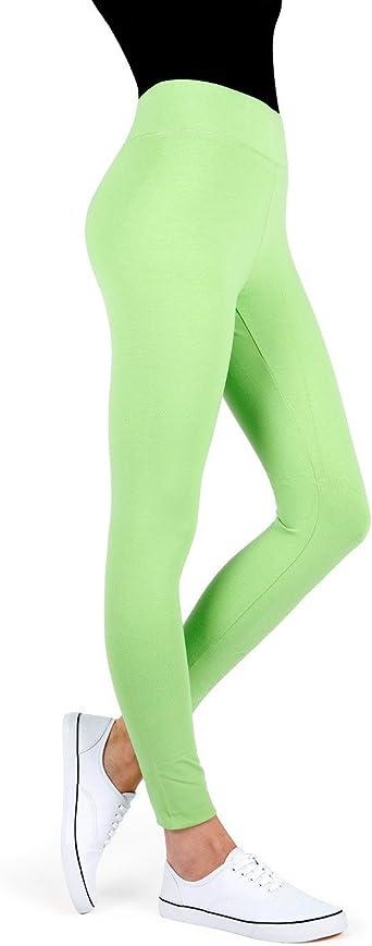 MeMoi - Leggings para entrenamiento de yoga para mujer, de algodón y rayón: Amazon.es: Ropa y accesorios