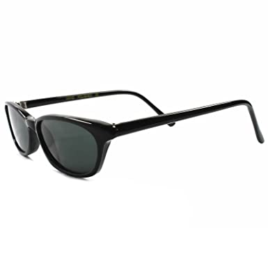 fa7b1b0c61db Amazon.com: Old Stock Classic Vintage 80s 90s Urban Fashion Rectangle  Sunglasses: Clothing