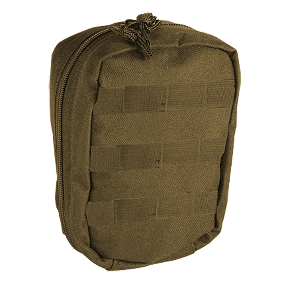 VooDoo Tactical Trauma Kit MOLLE, Fully Stocked 10-8858 (Coyote Brown)