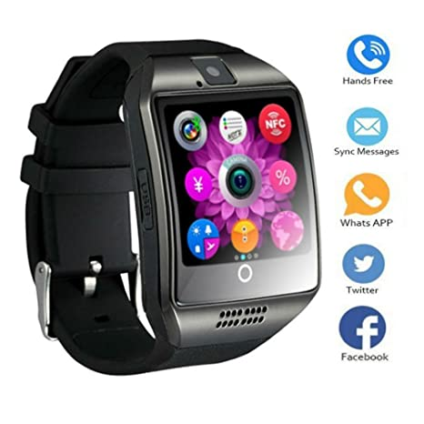 Smart Watch Teléfono, TKSTAR pantalla táctil Q18 Android Smart Watch Smart Negocios Reloj Smart Watch