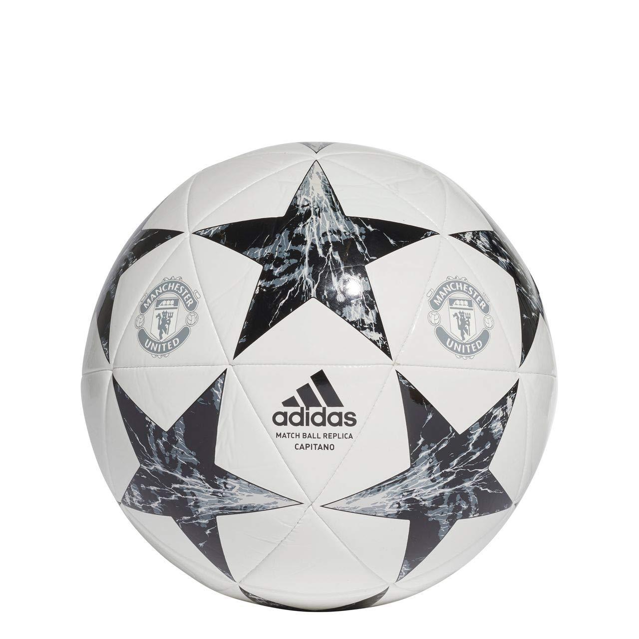adidas Finale17Mufccpt Balón, Hombre, (Blanco/Negro/grpulg/Onix ...