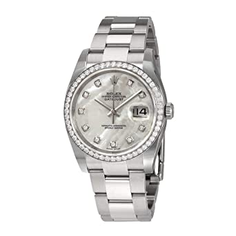 dcbe8692a803f Image Unavailable. Image not available for. Color: Rolex Oyster Perpetual  Datejust ...