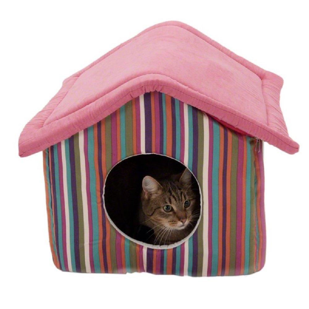 Cat Hideaway den privacidad cama: Amazon.es: Productos para ...