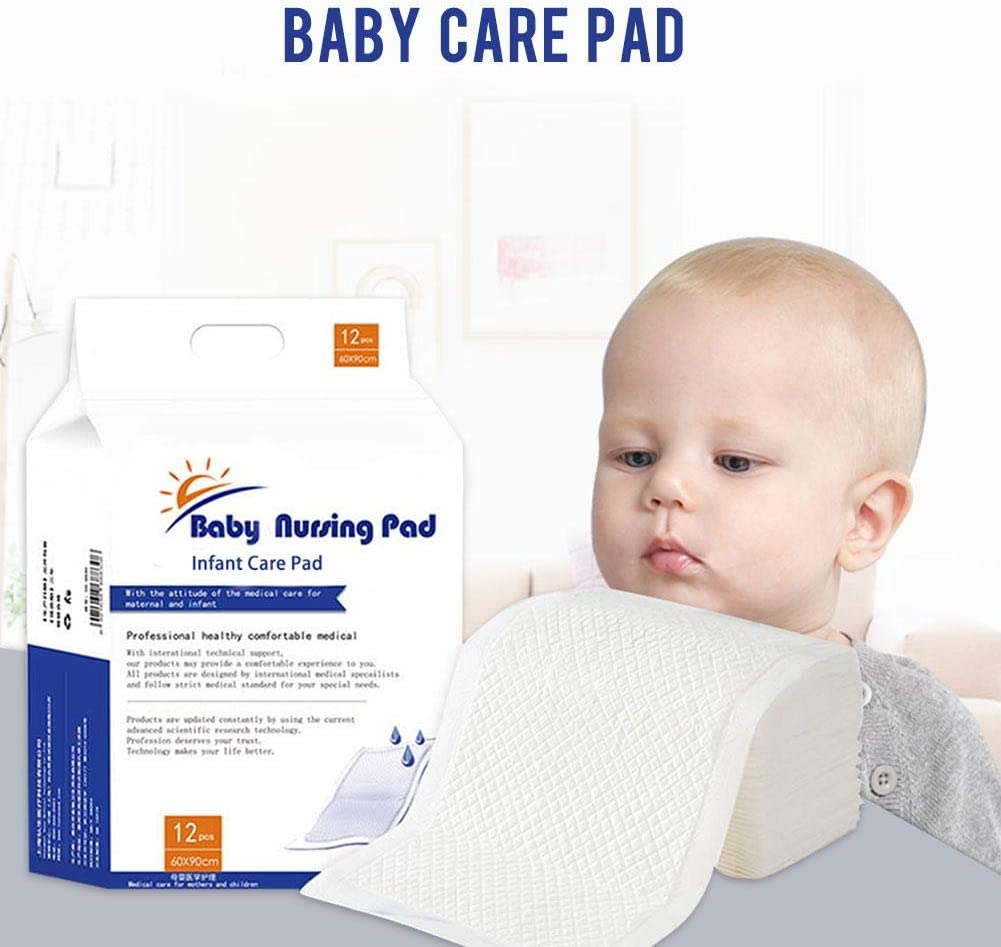 Baby Bed Pads 12//20pcs Disposable Underpads Disposable Baby Insulation Pad Breathable Baby Changing Pads Diaper Pads For The Infant Maternal Elderly