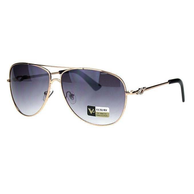 Amazon.com: Gafas de sol de lujo para mujer con diamantes de ...