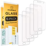 [5-PACK]- Mr.Shield For Motorola Moto G5 Plus/Moto G Plus (5th Generation) [Tempered Glass] Screen Protector [0.3mm Ultra Thi