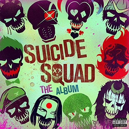 Suicide Squad Explicit Various artists product image