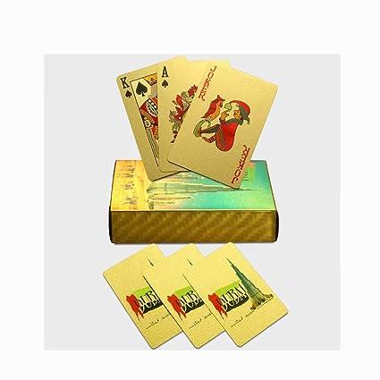 JM-Poker 2 Baraja de Naipes, Herramienta clásica de Trucos ...