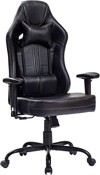 Blue Whale Massage Gaming Chair - the best video game chair for the money