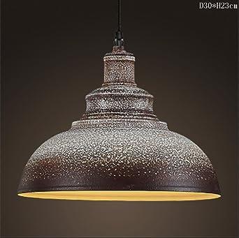 Moderne Industrielle Beleuchtung Metall Schatten Lampe Retro Lampe Schatten  Loft Kaffeebar Küche Hängen Pendelleuchten Vintage