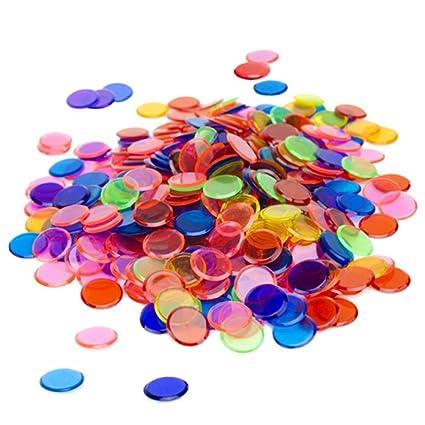 300 3/4 Bingo Markers by Royal Bingo Supplies