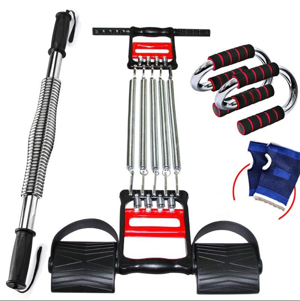 D JSHWH-Q HWH Articles de Sport d'intérieur, équipement de Conditionnement Physique Barre de Bras extracteur Multifonctionnel Polyvalent 50KG