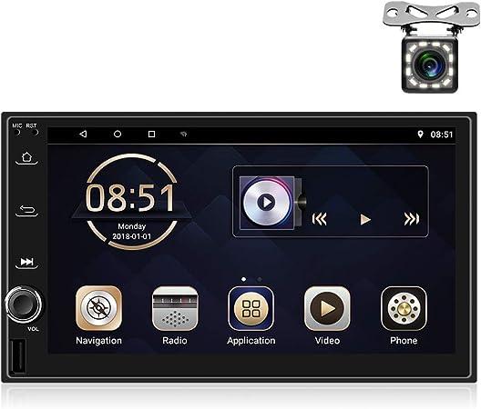Oiliehu Android Doppel Din Autoradio Audio Bluetooth Elektronik