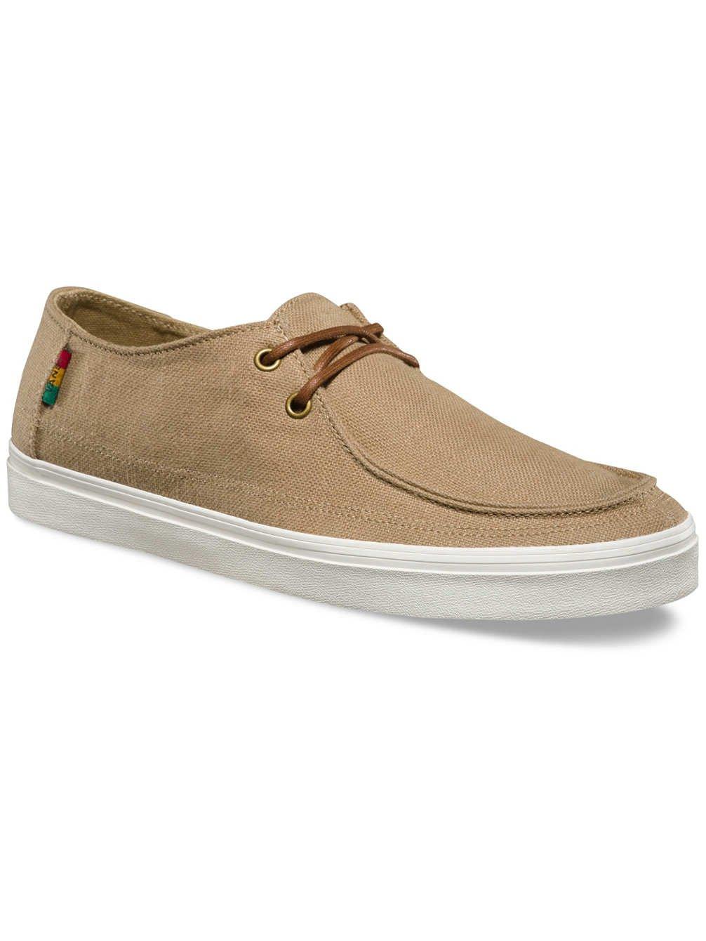152d6b95166 Vans Rata Vulc SF (Hemp Khaki Rasta) Mens Skate Shoes-13  Amazon.com.au   Sports