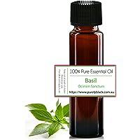 purelyBlack 100% Pure Essential Oil 10ml Aromatherapy Grade - Lavender, Lemon, Peppermint, Lemongrass, Frankincense…