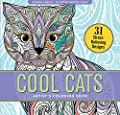 Cool Cats Adult Coloring Book (31 Stress-Relieving Designs) Cool Cats Adult Coloring Book (31 Stress-Relieving Designs)