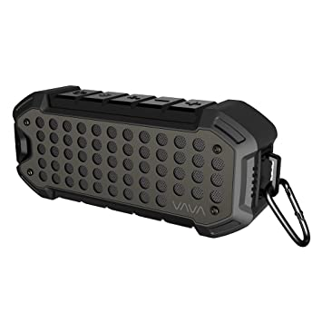 Image result for AVA VOOM 23 10W 5200 mAh rugged Outdoor Wireless Portable Speaker