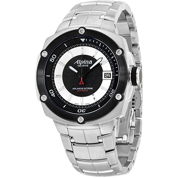 Alpina Avalanche AL525LBS3AE6B - Reloj de Pulsera para ...