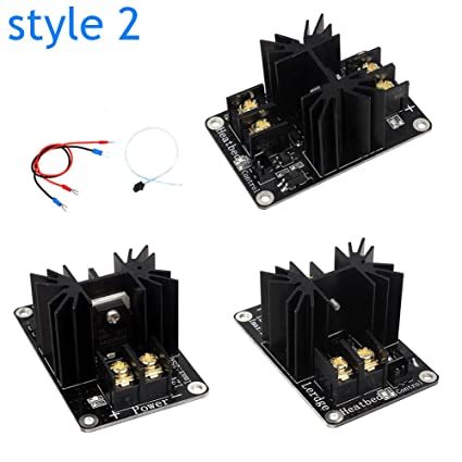 3d Printer Heated Bed Power Module High Current 210a Mosfet Upgrade Ramps 1.4 Electronic Components & Supplies Integrated Circuits