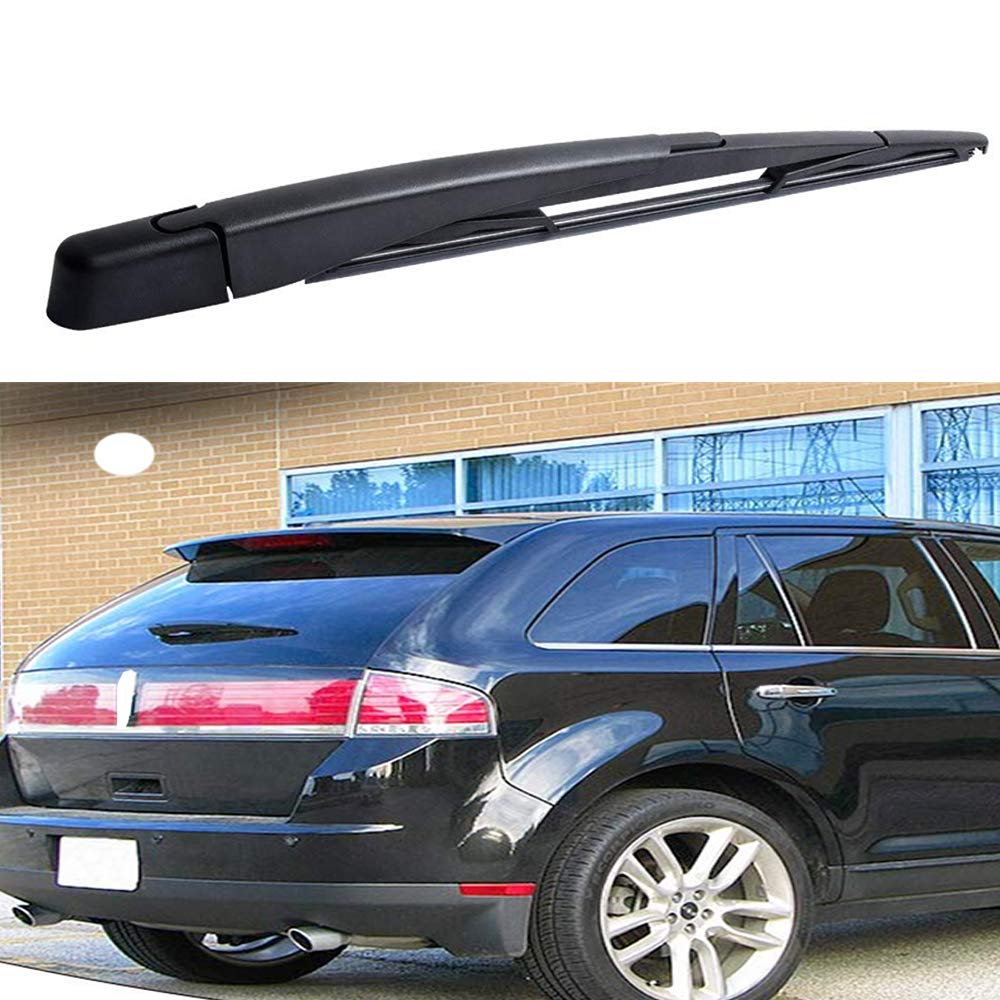 Rear Wiper Arm Blade Cover Cap Kit for 2007-2014 Lincoln MKX Replace OE 9T4Z17526-A 9T4Z-17526-A