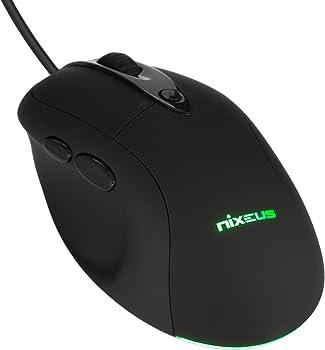 Nixeus Revel FIT USB Gaming Mouse