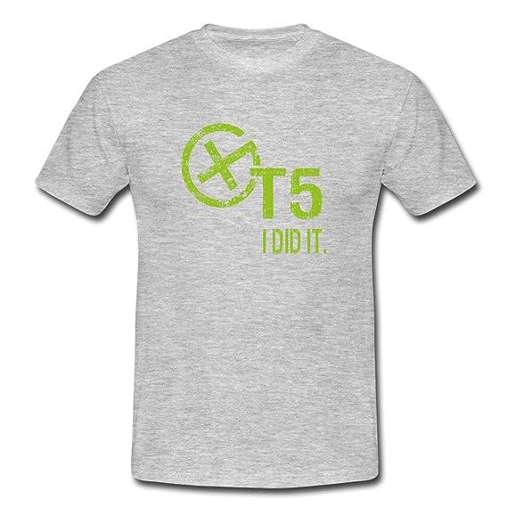 f3fcb209b3c6fe Spreadshirt Geocaching - T5 Männer T-Shirt  Amazon.de  Bekleidung