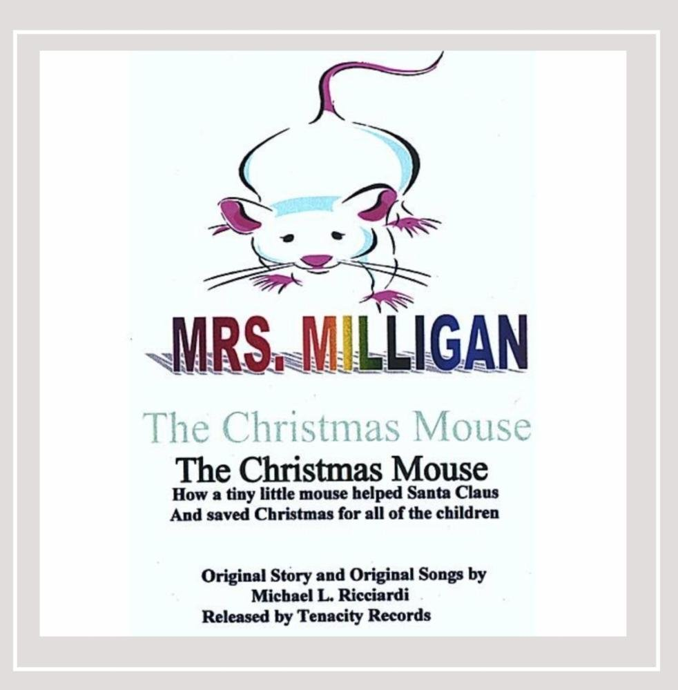 CD : Various artists - Mrs. Milligan The Christmas Mouse / Various (CD)