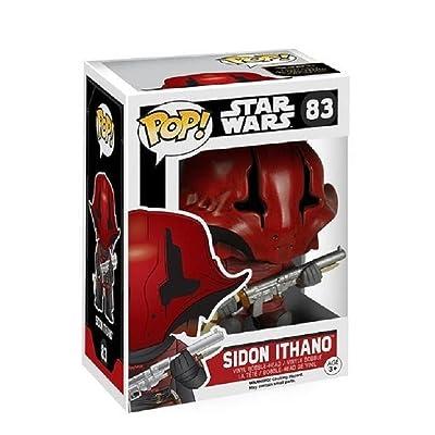 Funko POP Star Wars: Episode 7 - Sidon Ithano Action Figure: Funko Pop! Star Wars:: Toys & Games