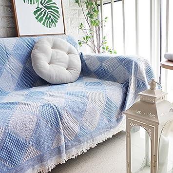 Xysft Mit Design Baumwolle Cord Sofa Decke Sofa Mat Sofa Kissen