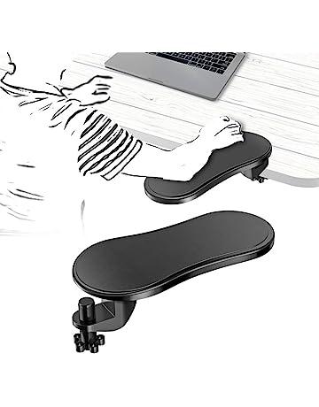 Reposamuñecas, Ankengs Ordenador Apoyabrazos para, ergonómico ajustable del escritorio de la computadora apoyabrazos,