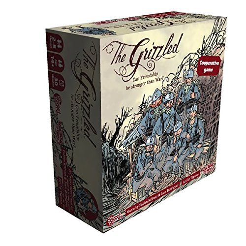 Cool Mini Or Not The Grizzled Board Game by Cool Mini or Not, Inc. by Cool Mini or Not