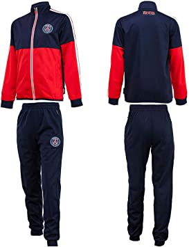 PSG - Chándal de fútbol Oficial de Paris Saint-Germain para niños ...