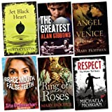 Barrington Stoke Teen Collection 6 Book Pack RRP £41.94 (The Greatest, Brace Mouth, False Teeth, Ring of Roses, Jet Black Heart, Respect)