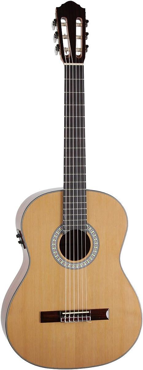 EAGLETONE SOLEA EQ Guitarras clásicas NATURALES clásica acústica ...