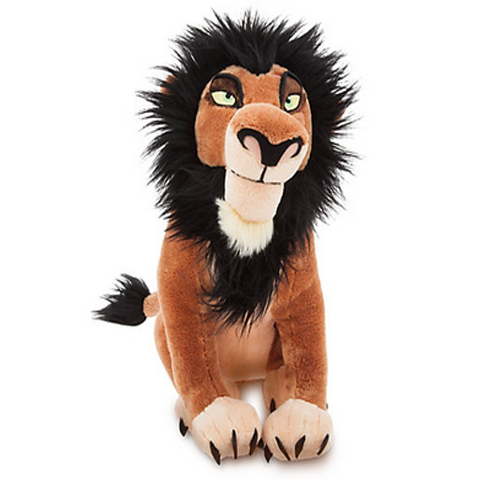 Disney, Lion King, Scar Medium Soft Toy