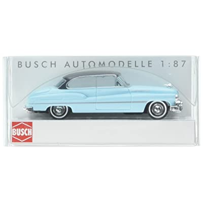 Busch 44702 1950 Buick 2Door HO Scale Vehicle: Toys & Games