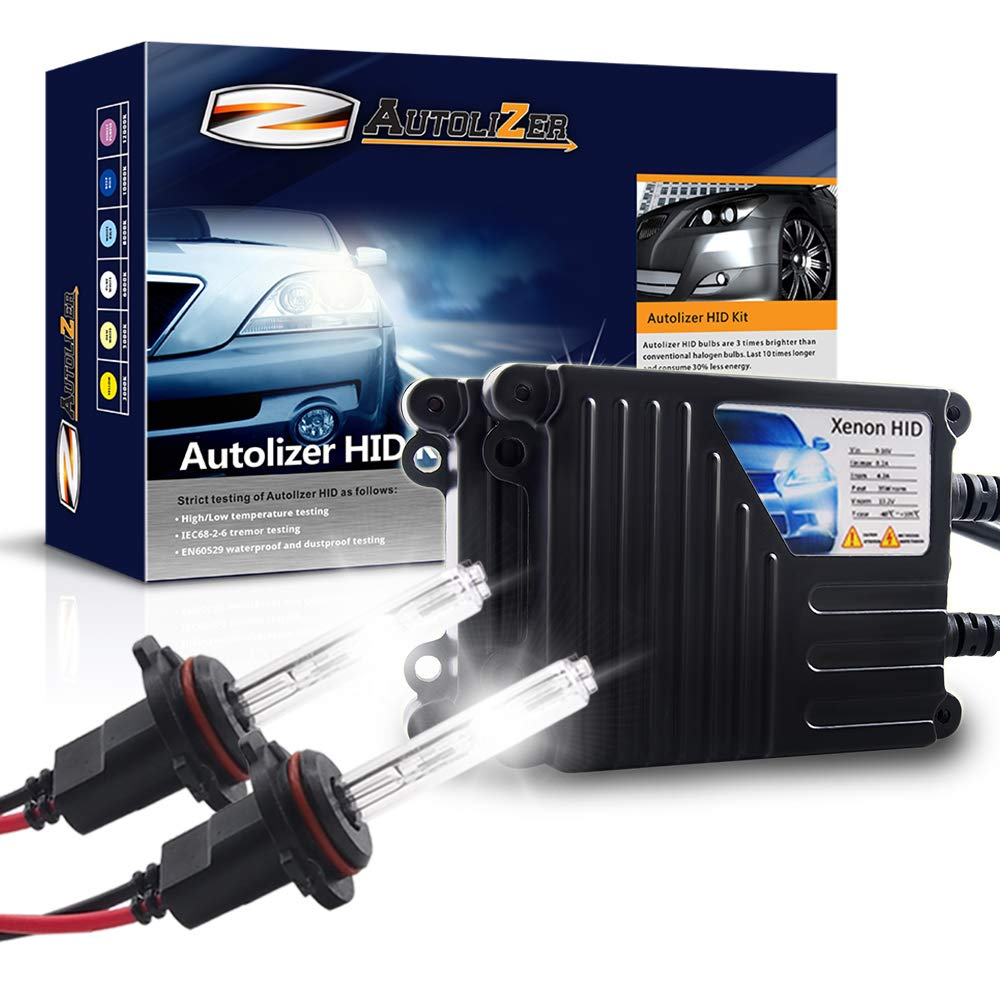 H1 10000K Dark Blue Autolizer 35W Xenon HID Lights