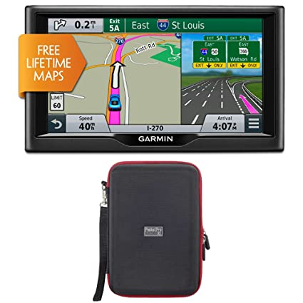 Garmin Nuvi Lm   Essential Series  Gps System With