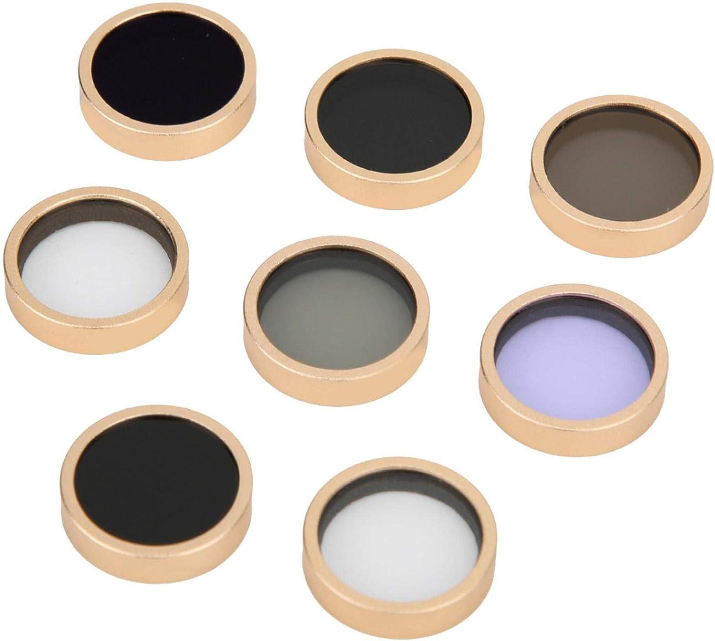 DAUERHAFT Filtre de Gradation ND Filtre dobjectif de cam/éra Filtre de cam/éra pour FIMI X8 Se