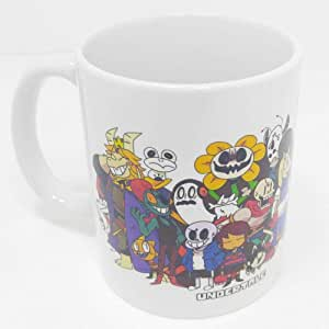 cup for the video game undertale
