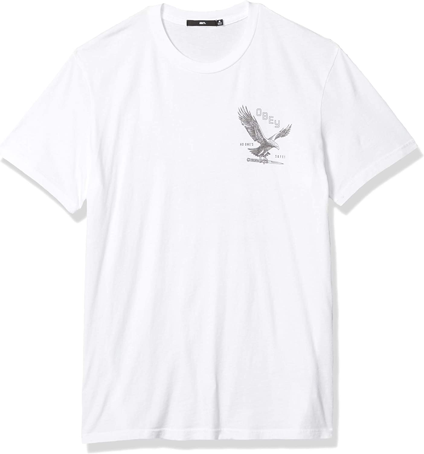 Obey Mens Eagle Switchblade Ss Superior Tee
